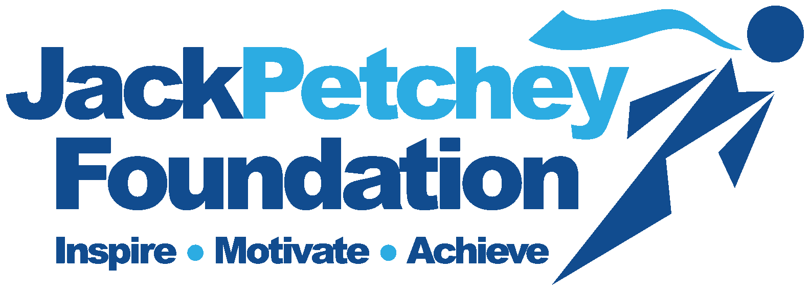 Jack Petchey Foundation Grant logo with Inspire Motivate Achieve for PMGY Gap Year Volunteer Abroad Programs