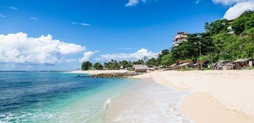 Trawangan island (universally known as Gili T)