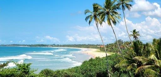 Bentota beach resort - perfect for a relaxing weekend
