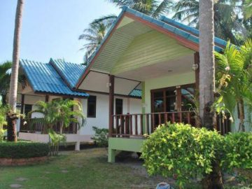 Bungalow villa in the Volunteer abroad accommodation on the PMGY Thailand Intro Experience