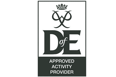DofE Residential Projects Logo