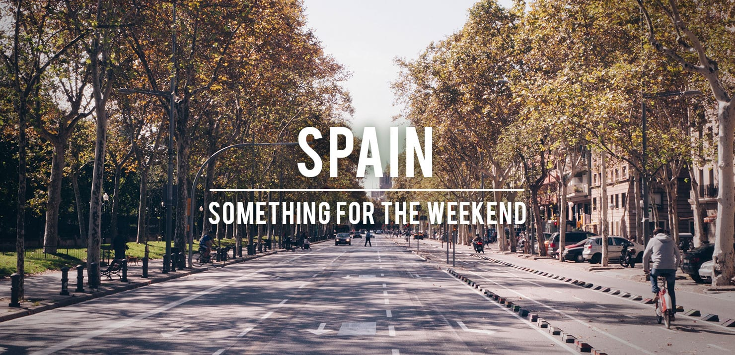 PMGY volunteer weekend trips in Spain of to explore the nation's natural beauty after volunteer work in Spain