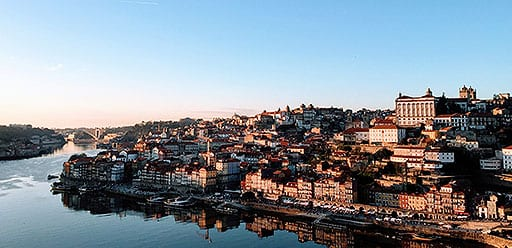 Volunteer enjoying Portugal's second city with weekend trip to Porto