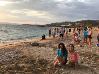 Welcome to PMGY Greece! 🙌  ✅ True sea turtle conservation 🐢 ✅ Greek island location 🇬🇷 ✅ Beach base location 🏖️ ✅ Passionate volunteers and team 🧑🤝🧑  What are you waiting for? 🤔  #pmgy #pmgygreece #pmgywildlife #kefalonia #volunteeringreece #turtleconservation