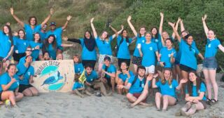 And that's it! Our 2020 volunteer in Greece season comes to an end! 🗓️  A year like no other, but we are thankful for all the volunteers that were able to come out to Kefalonia! 🇬🇷  Through volunteer efforts, we have continued to ensure true sea turtle conservation work over these last few months! 👏  We look forward to volunteers returning to further our conservation efforts in 2021 in what will hopefully be a more normal year! 😅   #pmgy #pmgygreece #seaturtleconservation