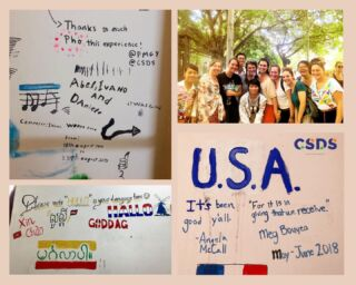 💕 Kind words and lovely drawings of international volunteers are not only kept on the walls of CSDS's house but are also engraved on our heart.  😘 We really miss you a lot and look forward to our reunion so that CSDS can join you again to spread joy, smile and support in the community. 🙌 Until then, let's stay safe and healthy! #csdsvn #volunteerwithcsds #itsmorefunatcsds #volunteering