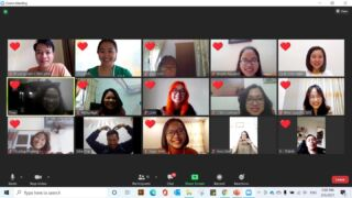 🥰 Do you see any familiar face here, dear friends?  This photo was taken today in the final meeting of CSDS team, just before Lunar New Year 2021 holiday. Due to COVID-19 pandemic, we could not organize a year end party but it was great just to see everyone. The past year was tough and tougher for CSDS by the nature of our work. Still, we are now so excited for the Lunar New Year and strongly believe in our development! 💪💪💪 #csdsvn #itsmorefunatcsds #volunteerwithcsds