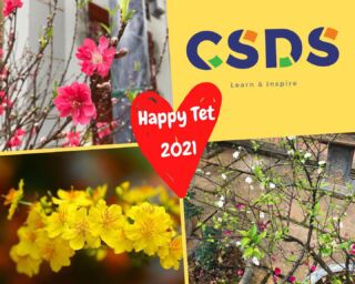 👏 What do Vietnamese people, especially members of CSDS family, do during Tết holiday, the most significant festival in Vietnam? Stay tuned for our next posts! 🙌 CSDS brings the spirit of Vietnamese Lunar New Year to you, no matter where you are!  ---------- ☀️ The whole Vietnam is excitedly preparing for our traditional Tết holiday while bravely coping with the COVID-19 pandemic.  🥳 Tết Nguyên Đán, or Vietnamese Lunar New Year, is the longest and the most important celebration in Vietnam. It is a wonderful time for everyone to enjoy the country's rich culture, to gather with their beloved family and friends to look back on the experience of the past year and wish for a prosperous year ahead.  🤩 This year, with the presence of COVID-19, Tết is different with limited physical gatherings but Vietnamese people still keep our Tết spirit, the spirit of love, joy and hope. ---------- The Center for Sustainable Development Studies (CSDS) is a Vietnamese non-governmental organization whose mission is to empower youth and support community through domestic trainings,  informal education and international exchange. 💌 info@csds.vn 📞 (+84) 91 2585525 🔍 https://www.facebook.com/csdsglobalexchange/ 📍 72 Pham Than Duat, Mai Dich, Cau Giay, Hanoi #csdsvn #volunteerwithcsds #itsmorefunatcsds #happynewyear #tetvietnam