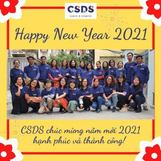 🙌 CSDS had a great Tet holiday and we are back to work today! Wishing everyone an exciting year to come! 👉 Wondering what we did during the first few days of the Lunar New Year?  It was time for Relax, Rebound & Reconnect so that we now have a lot of positive energy for new adventures! ---------- 😍 So our main Tet holiday lasts for 3 days from the first to the third of January. In our traditions, the first day is to spend with our family and relatives on the father's side. The second day is to visit those on the mother's side. Finally, the third one is used to honor our teachers.  🥰 Nowadays Tet is different from before but in general, it is still a precious opportunity for Vietnamese people to take a break, to visit and care more about others. We wish the best for our beloved people; we, especially children and the elderly, get lucky money for better health and good luck...  🤩 After the first three days of the year, Vietnamese people have a lot of spring festivals going on all around the country to celebrate the new year, to show gratitude towards our ancestors, to gods and wish for a more prosperous year!  #csdsvn #volunteerwithcsds #itsmorefunatcsds #happynewyear #tetvietnam