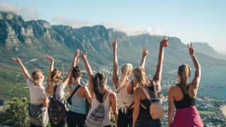 Happy International Women's Day from all of us in South Africa! ♀️🙌✌️⁠ ⁠ #pmgy #pmgysouthafrica #internationalwomensday #capetown #squadgoals