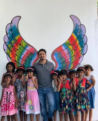 Find your wings and fly 🦋  #pmgy #pmgysrilanka #pmgychildcare