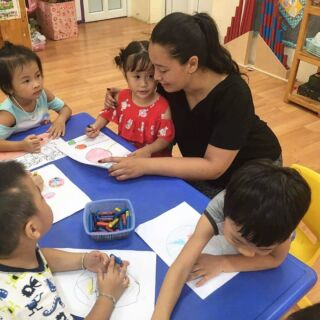 One of the jobs as a volunteer at CSDS could be working in a local kindergarten. Seda, a Danish volunteer, is currently working in one of the local kindergartens in Hanoi. #csdsvolunteer #vietnam #csdsvn #volunteerabroad #travel #fun #volunteers #volunteering #experience #experiences