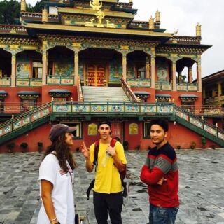 Monk teaching program #pmgyexperience #pmgynepal #pmgyteaching