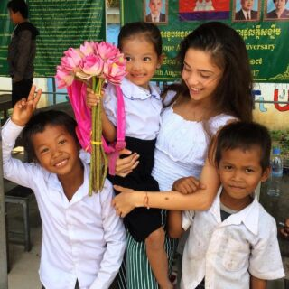 Love you to bits Little Leprechauns #planmygapyear #pmgycambodia #pmgyteaching #pmgy