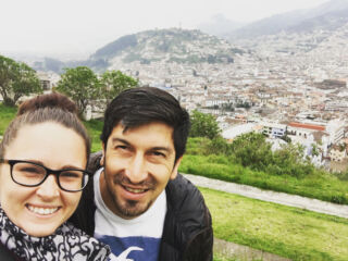 Is Ecuador on your check list for future travels? If you're a medical student or interested in teaching...I suggest you add it!! 🇪🇨 #pmgyecuador #quito #countrycoordinator #2018 #newdestination #volunteer #gapyear #travel #streetart #views