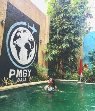 Allie from Cali in Bali 🌿🌏 #isabeasttravels #wanderlust #pmgybali