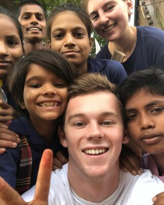 Going to miss this lot!🎒📚 #PMGYIndia