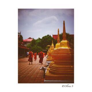 La beauté de la Thaïlande ne réside pas seulement en ses paysages.  #thailand #chiangmai #temple #monk #holidays #discoverearth #discoverthailand #discoveringthailand #travel #passporttoasia #thailand_ig #thailand_allshots #volunteer #travelgram #volunteering #pmgy #pmgythailand  #viewbug #travelling #tourism #culture #photography #photographylovers #lumixgx80 #june #memories #2k18