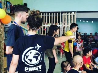 """I spent two months doing the Little Seeds hospital project which I loved so much, I got to be with all the wonderful kids everyday and made friends for life in Vietnam, I would go back in a heartbeat❤️"" . Thank you @nicole_mcgov for sharing your amazing experience. We are so delighted you enjoyed your time with us in Vietnam 🇻🇳 . #pmgy #pmgyvietnam #pmgyadventures #pmgychildcare . #travel #instatravel #travelgram #passportready #travelblogger #ilovetravel #instatravelling  #instapassport #postcardsfromtheworld #traveldeeper #volunteer #volunteering #vietnam #vietnamtravels #vietnamtravelling #asia #asiatravelling #asiatravels"
