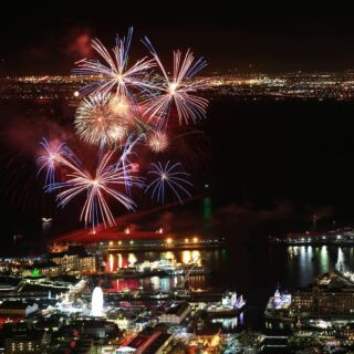 12 new chapters, 365 new chances . #happynewyear #capetown #2019goals #pmgysouthafrica