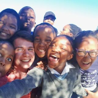"""Happy World Happiness Day 2019 💜🇿🇦⠀ .⠀⠀ """"Whoever is happy will make others happy too."""" – Anne Frank⠀ .⠀ #pmgy #pmgysouthafrica #pmgyteaching #worldhappinessday⠀"""