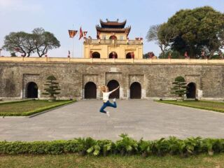 Jumping for joy on another weekend trip away 🤸 . Where to next? 🇻🇳 . #pmgy #pmgyvietnam #pmgyadventures #pmgytravel #planmygapyear . #travel #instatravel #travelgram #passportready  #instatravelling  #instapassport #traveldeeper #volunteer #volunteering #vietnam #explorevietnam #asia #asiatravel #hanoi #hanoiadventures #hanoiadventure #exciting #smile #exploring #explore #exploringwithfriends #solotravels #happytraveller