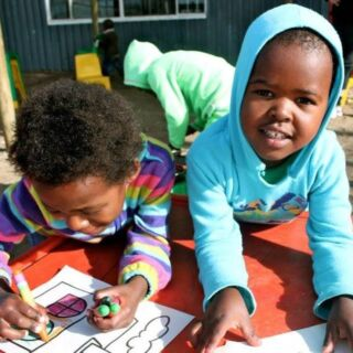 It takes a big heart to shape little minds 💟📚⁣ .⁣ #pmgysouthafrica #pmgy #pmgychildcare #kidsofinstagram  #giveback #community