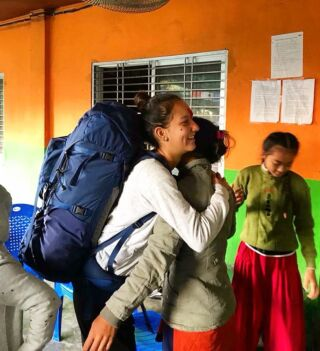 Saying goodbye is always the hardest part! 👋🏽 . So many of our volunteers tell us how magical their experience was in Nepal, and they always plan to visit again one day! 👨‍👩‍👧‍👦 . 📸: aaisha.g . #pmgynepal #pmgyteaching #pmgychildcare #pmgyadventures #pmgyexperience #pmgycommunity planmygapyear . #volunteernepal #pokhara #kathmandu #chitwan #travelgram #tefl #teachabroad #travelblogger #backpackingasia #instatravel #explorenepal